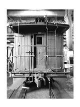 Vintage Train 3 by jennifer evangelist