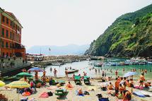 Italian Summer by Jenny Johannsen