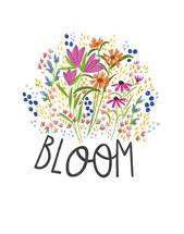 Bloom! by Brandie Stonge
