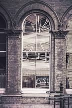 London Refraction by Rebecca Rueth