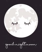 Goodnight Moon by Sydnie Horton