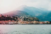 Lake Como by Regan Daniels