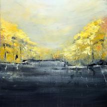 autumn winds by Sondra Lucianovic