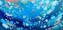 Crystalline Pools by Sarah Elisabeth