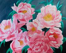 Pink Prosperity by Sarah Elisabeth
