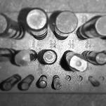 drill bits by Sondra Lucianovic