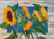 Sunny skies by Cathleen Earle