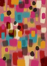 Movement of shapes by Cecilia Granata