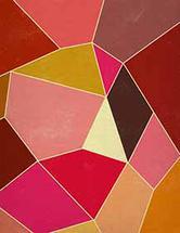 Pink repeats itself by Cecilia Granata