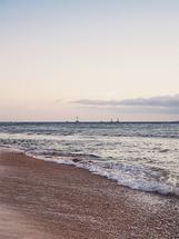 Sunset Sailing by Kathy Par