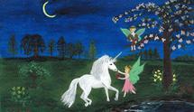 Magic Under the Crescen... by Marie Barletta