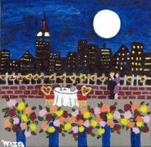 Love Under the New York... by Marie Barletta