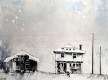 914 and 918 Stevenson by Laura Gajewski