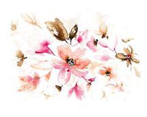 Petals Afloat by Amy Barnhart