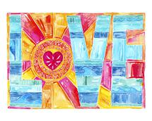 Inspire LOVE by Kelly Coral