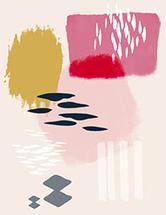 Symphony in color by Cecilia Granata