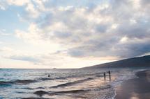 Maui Ocean Play by Katie Buckman
