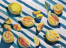 Make Lemonade by Cathleen Earle