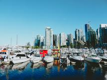 Vancouver House Boats by Katie Buckman