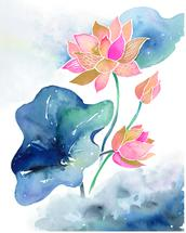 Morning Bloom by Jean Choe