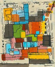 Blueprint by Leah Nadeau