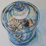 Ocean Under Glass by Alicia Gabriel