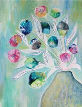Spirited Floral by Jenn Rice