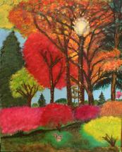 Autumn in New York by Marie Barletta