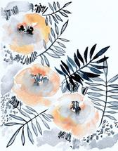 blush blooms trio by Kara Aina