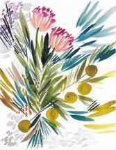 vivid botanicals by Kara Aina