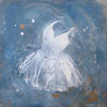 Summer Sky Dancer I by Ryn Del Mar