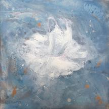 Summer Sky Dancer III by Ryn Del Mar