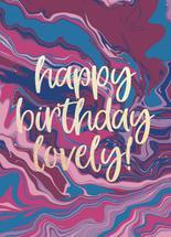 Lovely Birthday by Jordyn Alison Designs