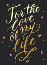Love Of My Life by Ilana Griffo