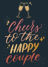 Cheers to the Hapy Coup... by Ilana Griffo