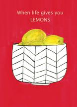 Lemons by Teju Reval