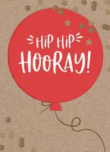 Hip hip hooray! by Sugar Pie Paper