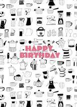 Everyday Birthday by Teju Reval