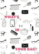 What's in your bag? by Teju Reval