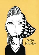 Happy Birthday Girl by Teju Reval