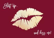 Kiss Me by Kristen Fajardo