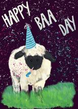 Happy Baa Day by Hiba Malik