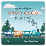 Choo Choo for You by Sole Paper Co.