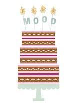 Big Birthday Mood by Eleven Eleven Design Studio