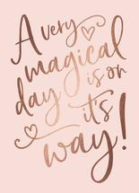 Magical day by Sugar Pie Paper