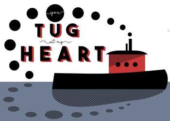 You Tug at my Heart