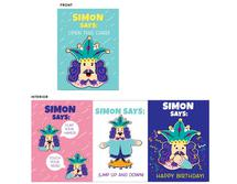 Simon Says by Camilla Acosta