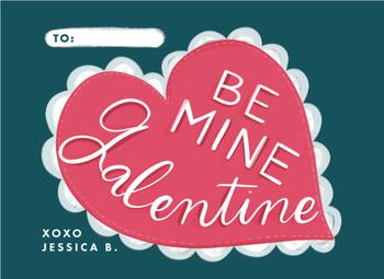 Be Mine Galentine