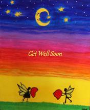 Get Well Soon Fairies by Marie Barletta