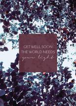 The World Needs Your Li... by Vivian Design